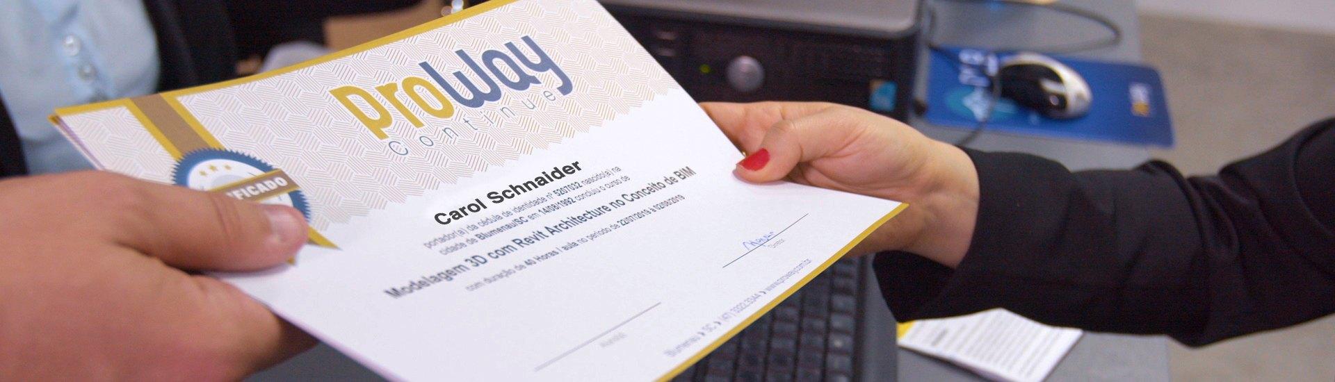 Crie sua Trilha de Aprendizado! - Conheça as Especilizações ProWay e se Qualifique!