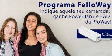 FelloWay: Programa de Indicação de Amigos