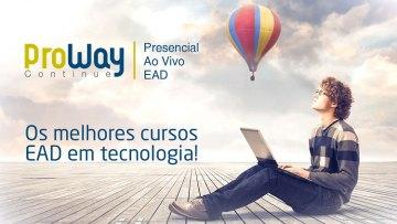EAD ProWay: a sua melhor experiência em aprendizado