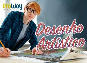 Novos cursos de Desenho disponíveis na ProWay