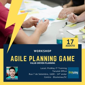 Workshop Agile Planning Game