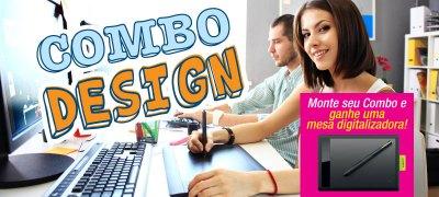 Promoção Combo Design!