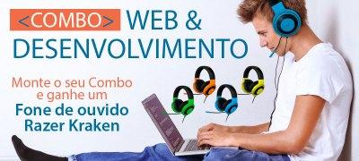 Promoção Combo Web e Desenvolvimento!