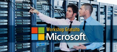 Workshop Gratuito Microsoft