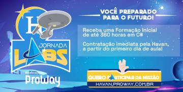 Havan lança a Jornada Labs com Execução pela ProWay